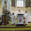 Archbishop's 50th Anniversary Celebration at St. Mary's Cathedral  (Photos K. Quinlan) photo album thumbnail 11