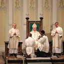 Mass of Chrism/Thanksgiving for Archbishop O'Brien's ministry (Paul Hibbard) photo album thumbnail 10
