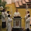 Mass of Chrism/Thanksgiving for Archbishop O'Brien's ministry (Paul Hibbard) photo album thumbnail 14