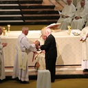 Mass of Chrism/Thanksgiving for Archbishop O'Brien's ministry (Paul Hibbard) photo album thumbnail 13