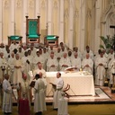 Mass of Chrism/Thanksgiving for Archbishop O'Brien's ministry (Paul Hibbard) photo album thumbnail 26