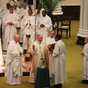 Mass of Chrism/Thanksgiving for Archbishop O'Brien's ministry (Paul Hibbard) photo album thumbnail 28