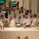 Mass of Chrism/Thanksgiving for Archbishop O'Brien's ministry (Paul Hibbard) photo album thumbnail 22
