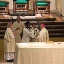Mass of Chrism/Thanksgiving for Archbishop O'Brien's ministry (Paul Hibbard) photo album thumbnail 35