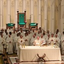 Mass of Chrism/Thanksgiving for Archbishop O'Brien's ministry (Paul Hibbard) photo album thumbnail 31