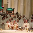 Mass of Chrism/Thanksgiving for Archbishop O'Brien's ministry (Paul Hibbard) photo album thumbnail 29
