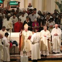 Mass of Chrism/Thanksgiving for Archbishop O'Brien's ministry (Paul Hibbard) photo album thumbnail 38