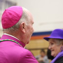 Reception for Archbishop O'Brien's ministry (Sharon Buffett) photo album thumbnail 41