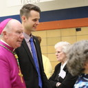 Reception for Archbishop O'Brien's ministry (Sharon Buffett) photo album thumbnail 107