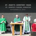 St. Mary's Cemetery Mass - Photos by Paul Hibbard photo album thumbnail 1